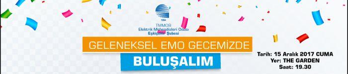 GELENEKSEL EMO GECEMİZDE BULUŞALIM!