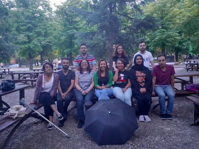 Emo Emo Ankara Subesi Drama Toplulugu Calismalarina Devam Ediyor
